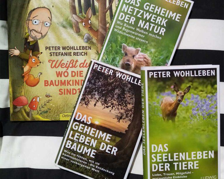 Bücher für Waldliebhaber