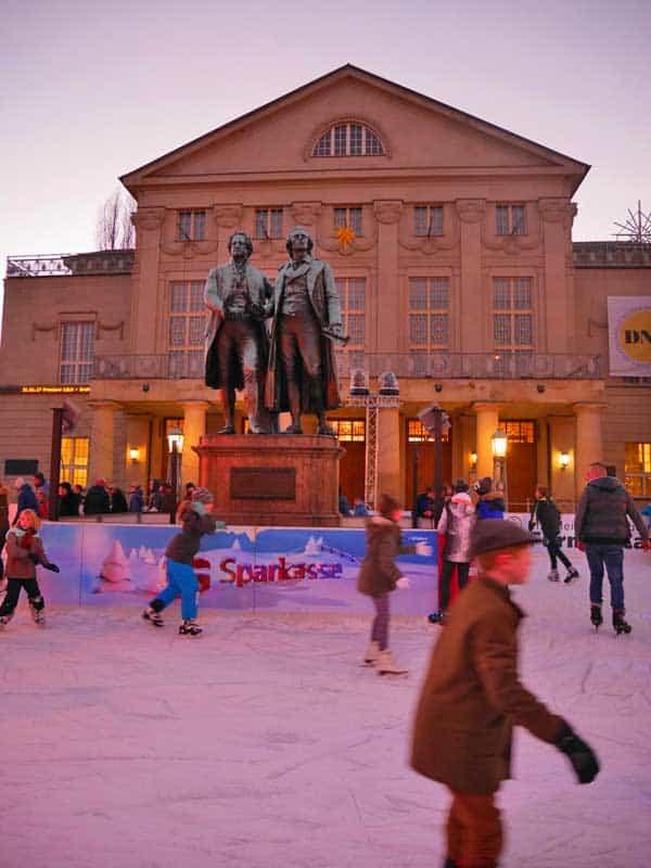 Weimar Weihnachtsmarkt
