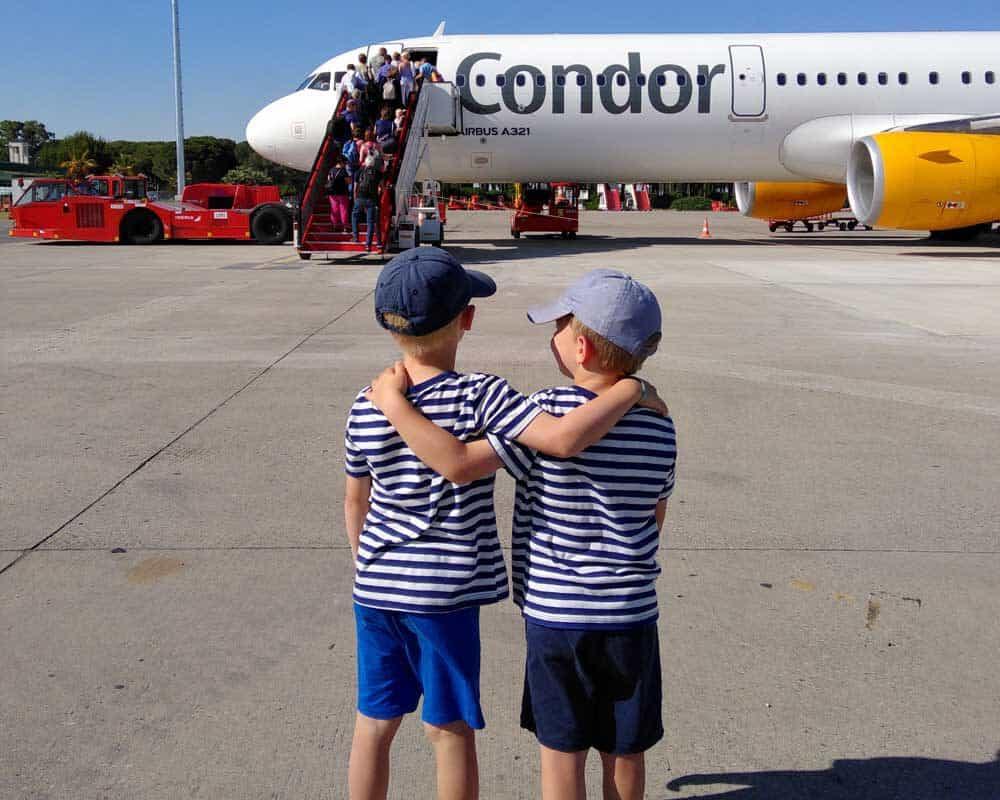 Mit Condor in den Urlaub an der Costa de la Luz