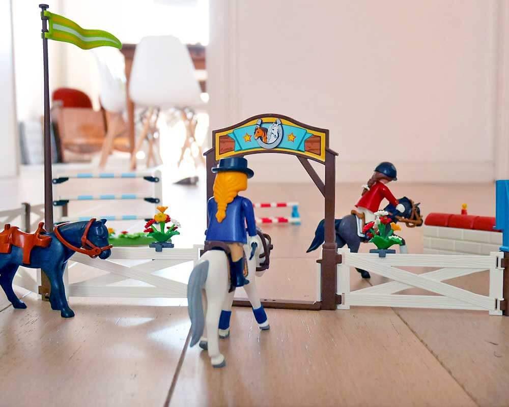 Pferdehof von Playmo
